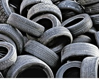 used car, truck, tractor tyre scraps / rubber tyre scrap for sale
