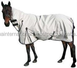 Horse Summer Sheet Rug with Neck