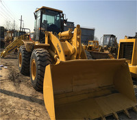 Really cheap used cat/caterpillar 950H wheel loader for sale in dubai 950B 950E 950F 966H 966G
