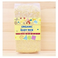 Instant Organic Baby Porridge Rice Food Stage 1 (6 Months)