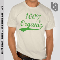 Cheap Custom Organic Short Sleeves Cotton