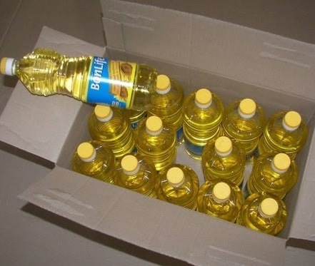 Refined Sunflower Oil Cooking Oil