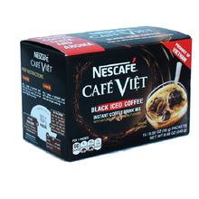 Nescafe Cafe Viet Instant iced coffee strong