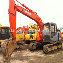 used /secondhand hitachi ex120 old model 12t excavator cheap price for sale