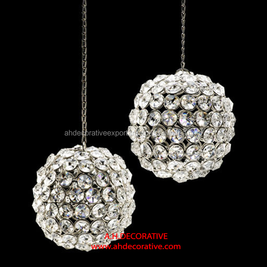 Crystal Hanging Ball