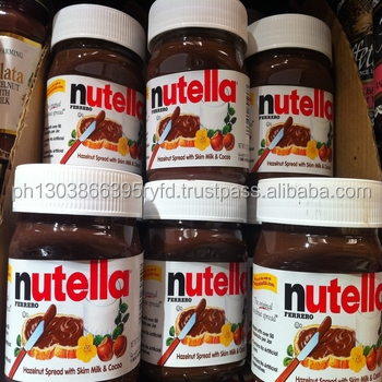 Original Quality Nutella Ferrero Chocolate for sale