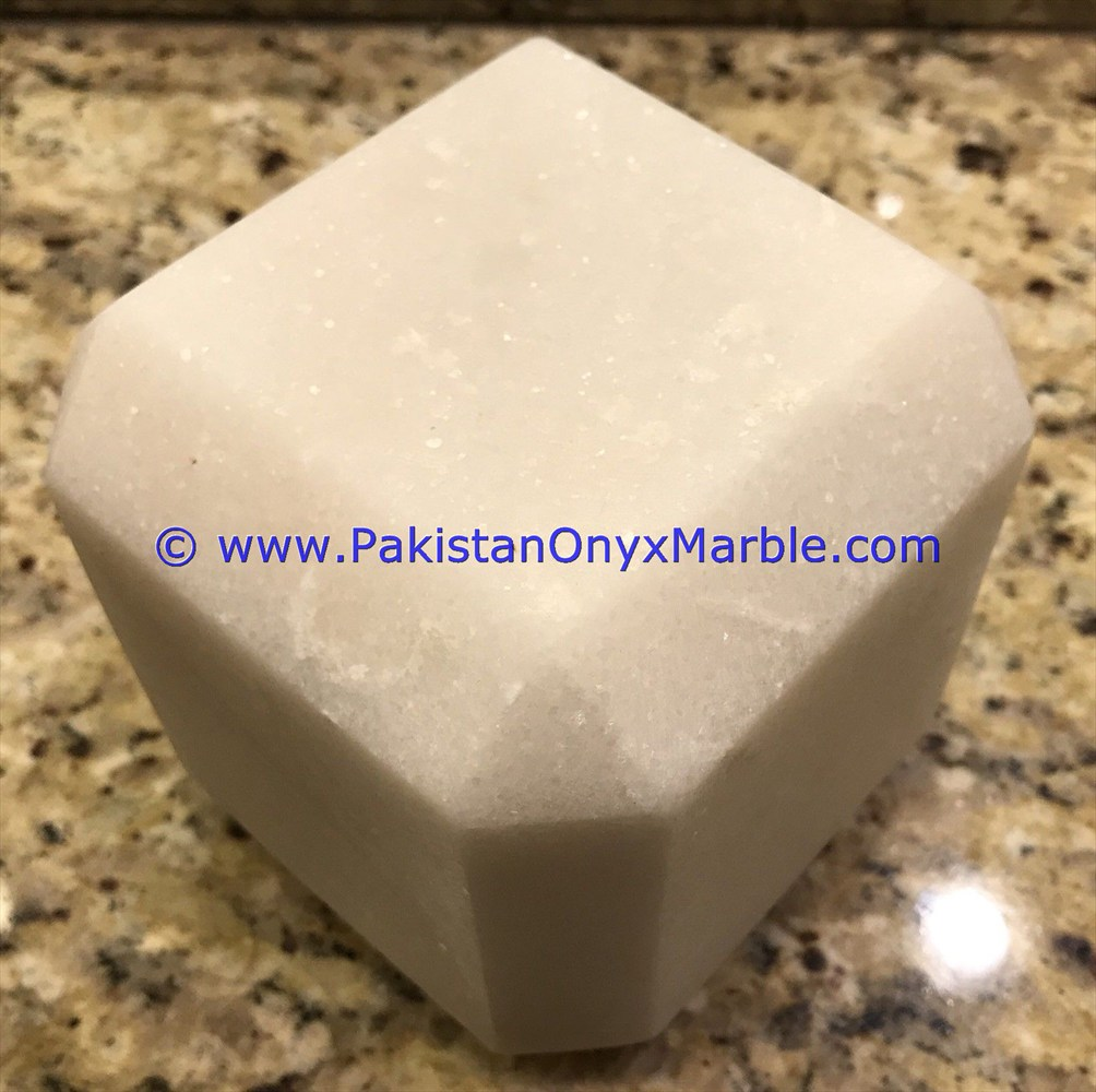 marble bases cubes for custom awards trophy genuine white
