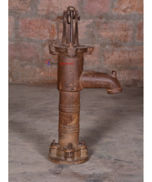Old Antique Indian Water Hand Pump