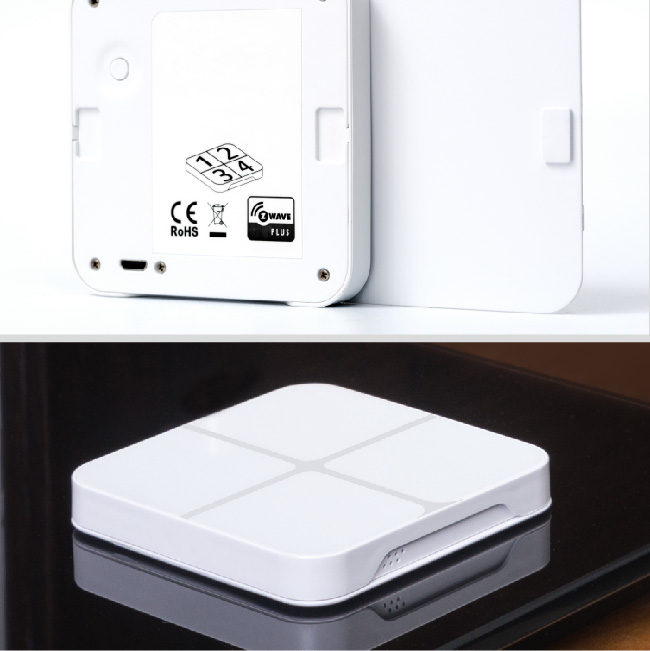 Hot Sale Smart Home Products Touch Dimmer Switch Automation System