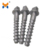 Hot Sale Dacromet Carbon Steel Rail Hexagon Screw Spike
