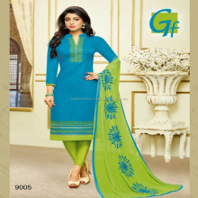 cotton salwar kameez designs catalogue photos plain suits neck designs with border