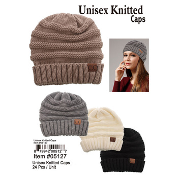 Unisex Knitted Caps