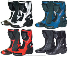 Professional racing boots / customize colors