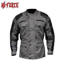 Adventure Rally Redesigned Mens Street Touring Cruising Motorcycle Jackets