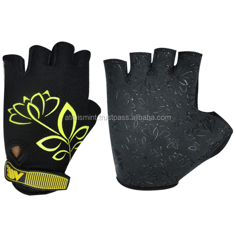 half Finger Cycling Gloves bike/bicycle racing breathable sports gloves