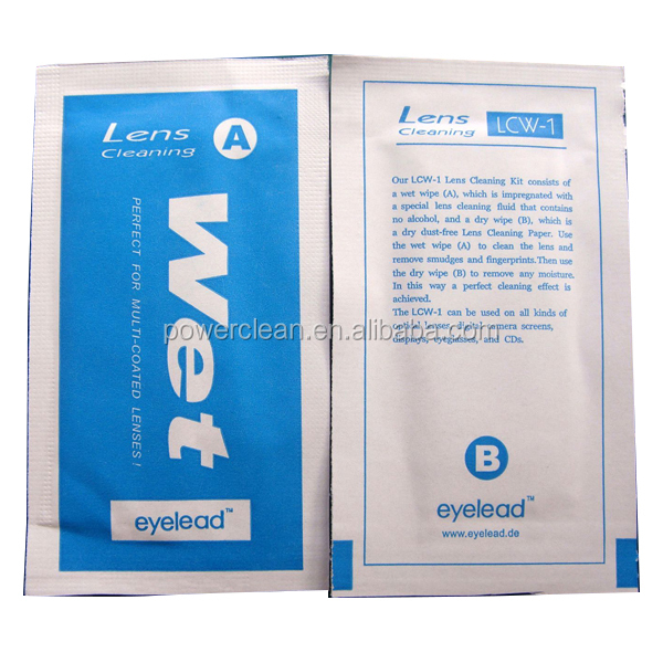 Large Computer Screen Lens Wet Wipes