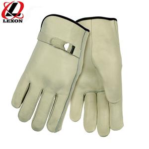 Goat Leather Argon Gloves / Driver Gloves / Tig Welding Gloves