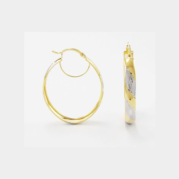 Gold Plated Jewelry Arcelia Earring Accessories for Women