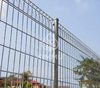 Galvanized Security Fencing