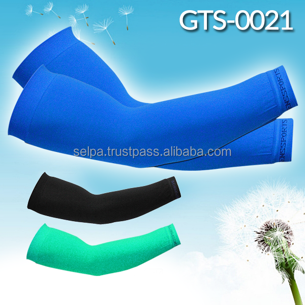UV Protection Cooler Arm Sleeves for All Sports Activities/Recovery or Indoor Sports