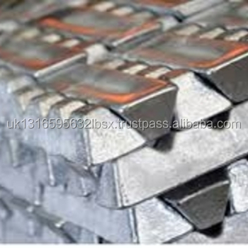 High Purity 99.7% 99.99% Aluminum Ingot