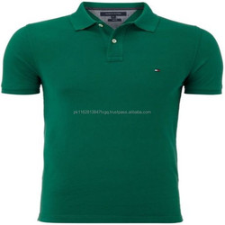 cheap custom made polo men T-Shirts cotton wholesale