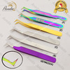 Top Quality Titanium Gold Volume Tweezers / Russion Volume Extension / High Quality Professional Series Aveda International