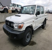 Toyota Land Cruiser Pick Up 4x4 VDJ 79 4.5L TD Double Cabin ref.2148
