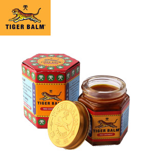 Baume du Tigre Rouge - Red Tiger Balm - 30g - Original from Thailand