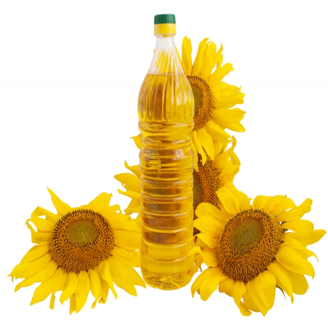 Refined Deodorised Bleached Sunflower Oil