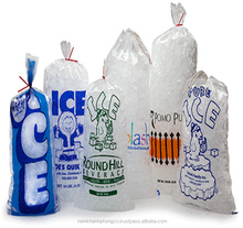 Clear Plastic Ice Bags Made in Vietnam