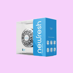 Buy 10 get 1 free! portable air purifier for car