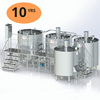 Factory supply 5000L craft commercial beer brewing equipment