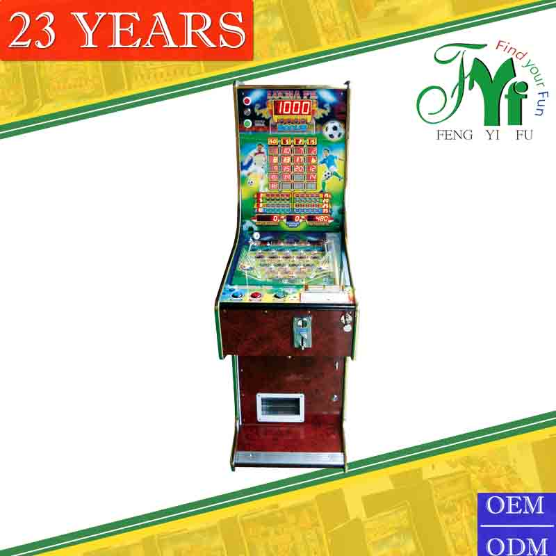 6.7.8 and 5.6.7 Balls Pinball Coin Pusher Arcade Game Machine, Slot Gambling Machine