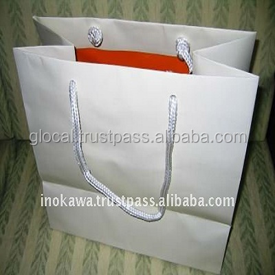 Luxury Shopping Paper Bag STOCKLOT LOW PRICE --- OR-WHITE 150--- Wholesale