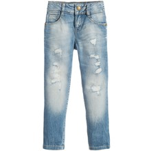 DAmege JEANS PANTS