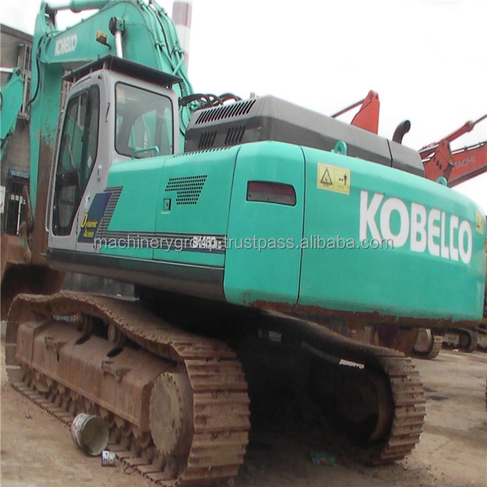 good quality and factory price sk450 used kobelco excavator sk450-6 kobelco second hand crwaler digger