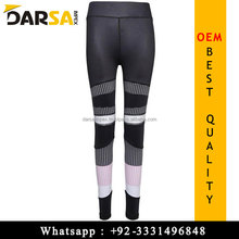 Best Quality Fitness wears women tights made in Pakistan