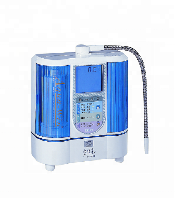 [ Model LV-9000 ] Taiwan Wholesale Factory Alkaline Water Ionizers