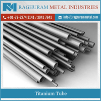 Factory Price Construction Material Titanium Tubes/ Pipes for Bulk Buyer