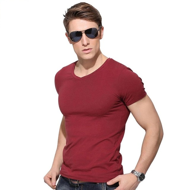 Summer Men O-neck T-shirts brand cotton clothes new Men short sleeve t-shirt men t shirt printing casual tops