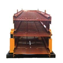 Professional hot mining vibrator screen, aggregate vibrating screen price