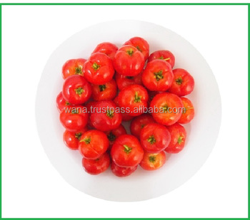 Vietnam Fresh Acerola Puree Juice