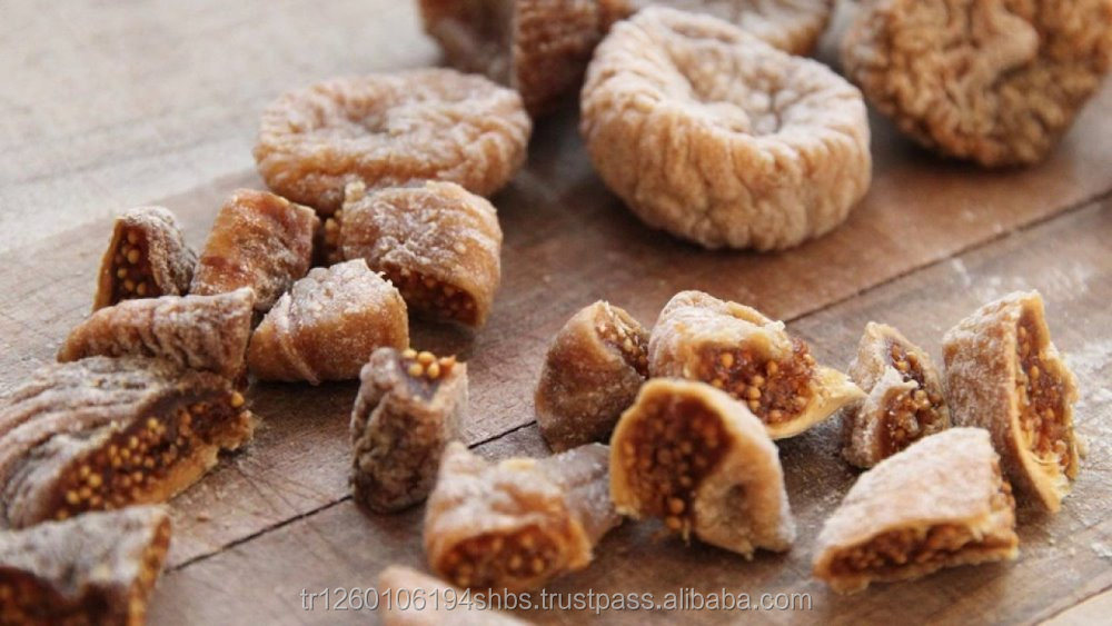 Dried Figs, Turkish Slice or Whole Figs, No Sugar Added, Wholesale, Bulk Packaging