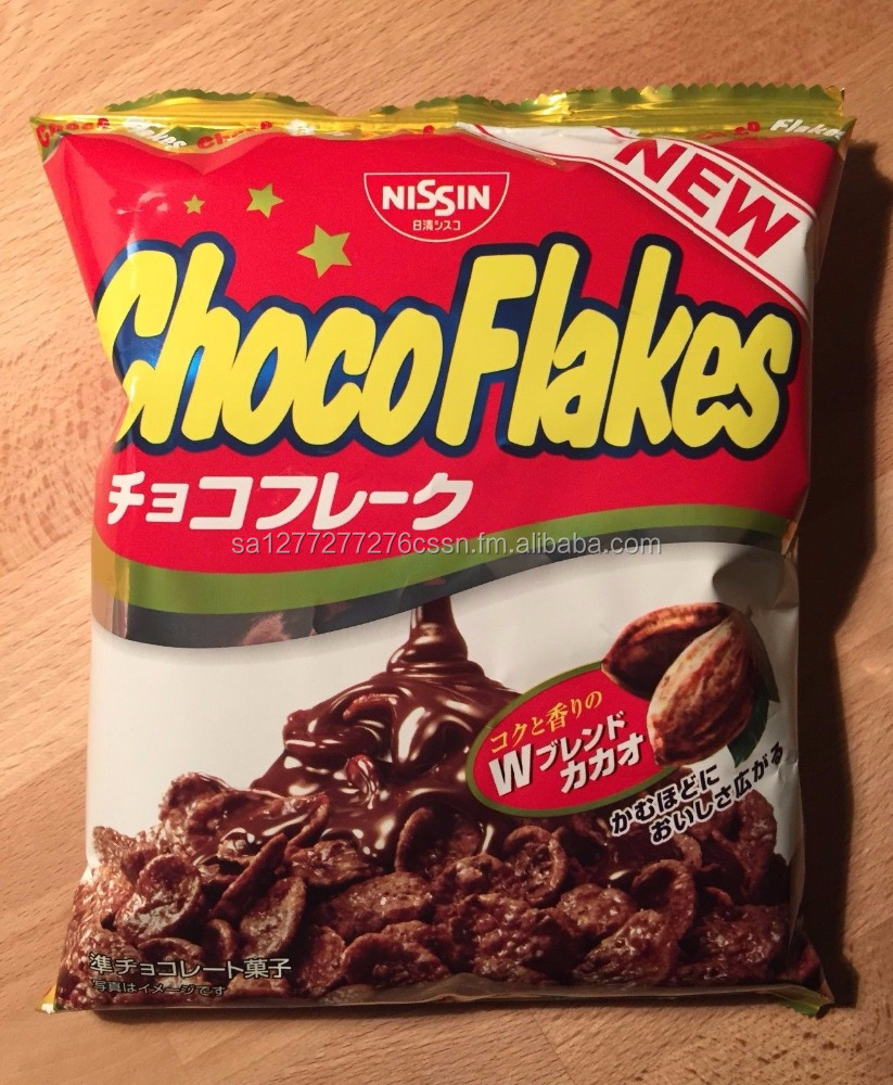NUTRIFOODS CHOCOLATE CORN FLAKES 270G