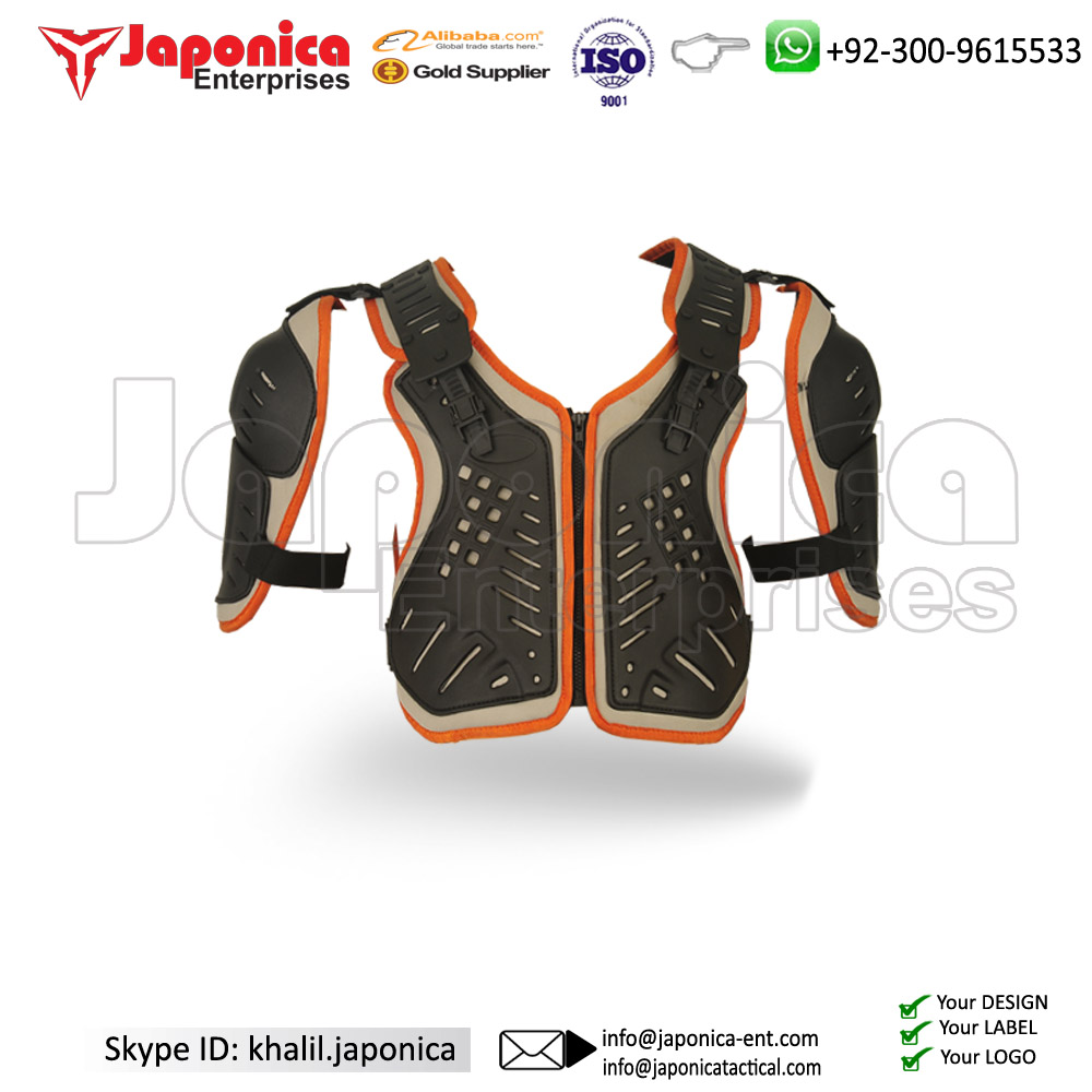 Latest Safety Vest Motorbikers Body Protection Vest Well Designed Protectors Vest