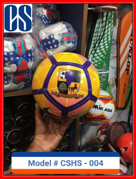 High quality official size and weight soccer ball for Champions
