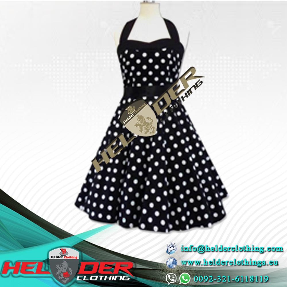New Design Trachten Ladies Rockabilly Dresses / 2018 new style Ladies top quality rockabilly dresses