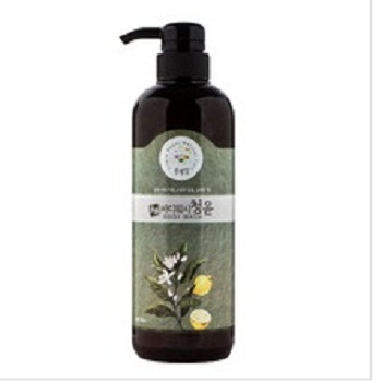 Pleasant Smelling and Healthy Skin Oriental Herb body wash