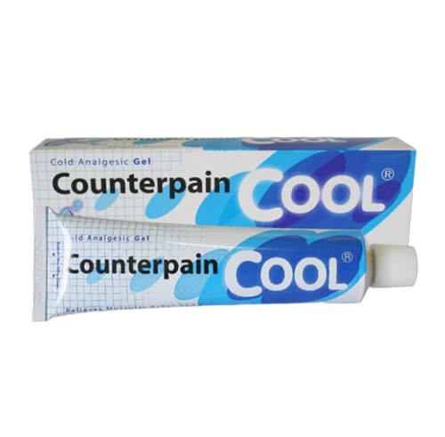 Counterpain Rub Analgesic Balm Ointment Cool 60g - Pack 12 pces / Pommade Froide 60g